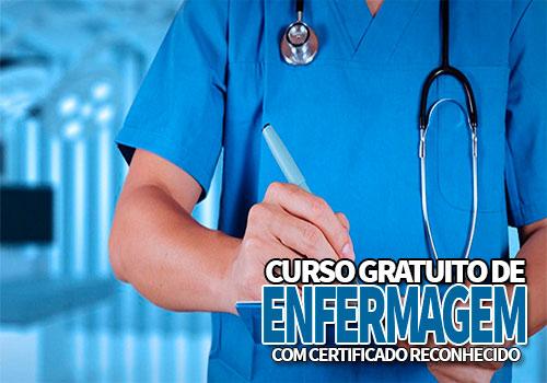 Cursos Gratuitos De Enfermagem 2021 Certificado Gratis